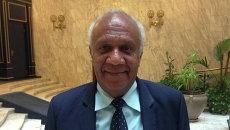 Глава МИД Вануату Сато Килман