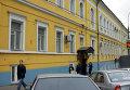 Здание Басманного суда на Каланчевской улице