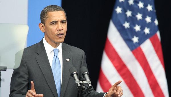 Обама вновь обещает поддержать американский малый бизнес