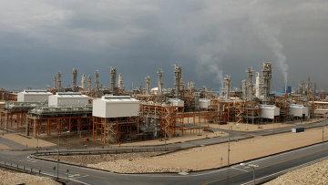 Газоперерабатывающий завод в Иране. Архивное фото