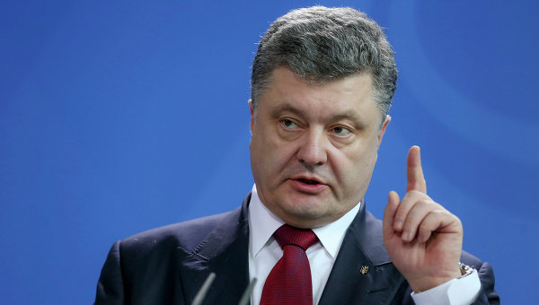 Порошенко и Меркель подчеркнули необходимость выполнения Минска-2 всеми сторонам конфликта