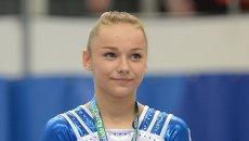 Мария Пасека (Россия). Архивное фото