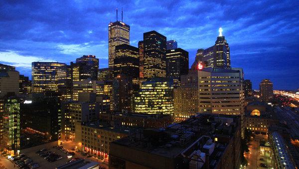 Торонто. Архивное фото