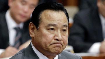 43-й премьер-министр Республики Корея Ли Ван Гу