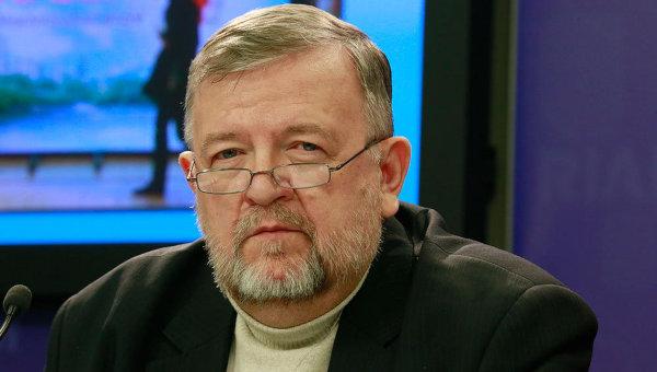 Владимир Зорин, заместитель директора по науке Института этнологии и антропологии РАН Владимир Зорин (с 2009 года)