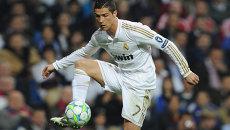 Игрок Реала Криштиану Роналду. Архивное фото.