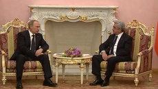 Мы всегда были очень близкими союзниками – Путин об отношениях РФ с Арменией