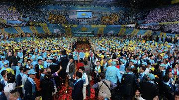 Президентские выборы в Казахстане