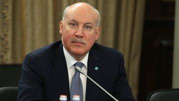 Генеральный секретарь ШОС Дмитрий Мезенцев. Архивное фото