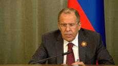Лавров объяснил, почему ЕС игнорирует невыполнение Украиной минских соглашений