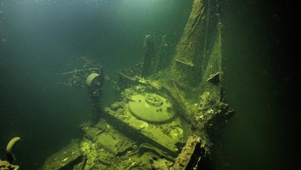 На дне Финского залива обнаружена погибшая в 1942 году советская подводная лодка М-95