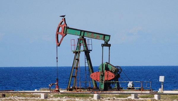 Нефтяные скважины