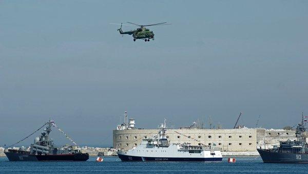 Источник: корабль Черноморского флота проведет траление у берегов Сирии