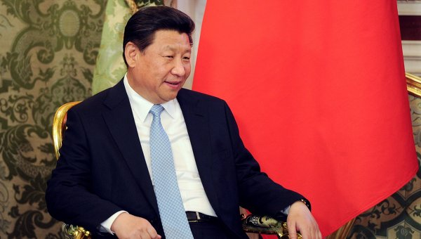Председатель Китайской Народной Республики Си Цзиньпин. Архивное фото.