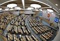 Депутаты Государственной Думы РФ на пленарном заседании Государственной Думы РФ