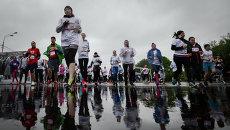 Благотворительный зеленый марафон Бегущие сердца открывает регистрацию