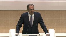 Полная дискредитация режима - Лавров о решении Рады по выплате внешних долгов