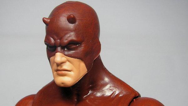 Персонаж комиксов Marvel Сорвиголова обладал необычной суперспособностью - эхолокационным зрением
