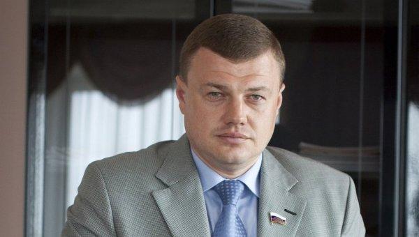 Временно исполняющий обязанности губернатора Тамбовской области Александр Никитин