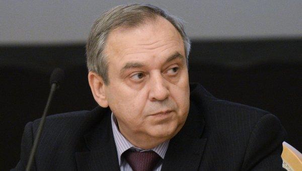 Постоянный представитель Крыма при президенте РФ Георгий Мурадов. Архив