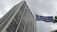 Офисное здание в Афинах. Архивное фото