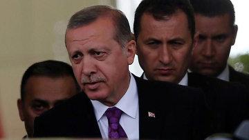 Президент Турции Реджеп Эрдоган. Архивное фото