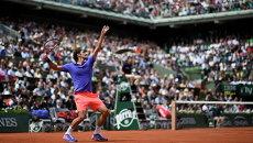 Швейцарский теннисист Роджер Федерер. Архивное фото