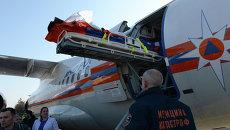 Самолет Ан-148 МЧС России. Архивное фото