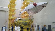 Программа подготовки к пуску ракеты-носителя Протон-М. Архивное фото