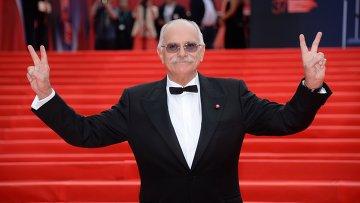Никита Михалков на церемонии открытия 37-го Московского международного кинофестиваля. Архив