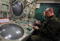 Рабочее место командира расчета войск ПВО
