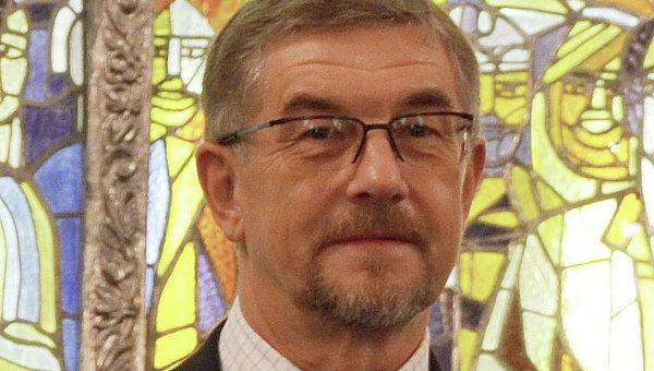 Чрезвычайный и полномочный посол РФ на Кубе Михаил Камынин. Архивное фото