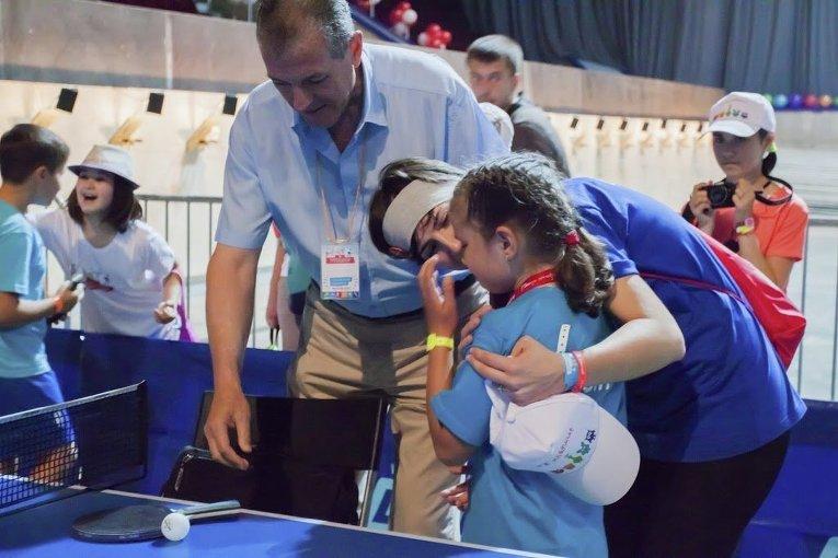 Всемирные детские Игры победителей-2015