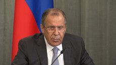 Лавров прокомментировал отказ Финляндии на въезд делегации РФ на ассамблею ОБСЕ