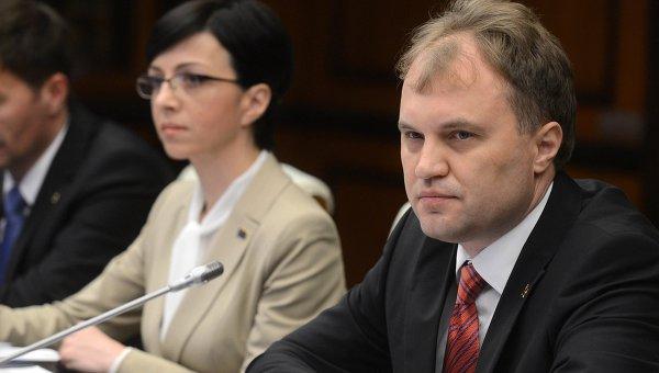 Глава Приднестровья Евгений Шевчук