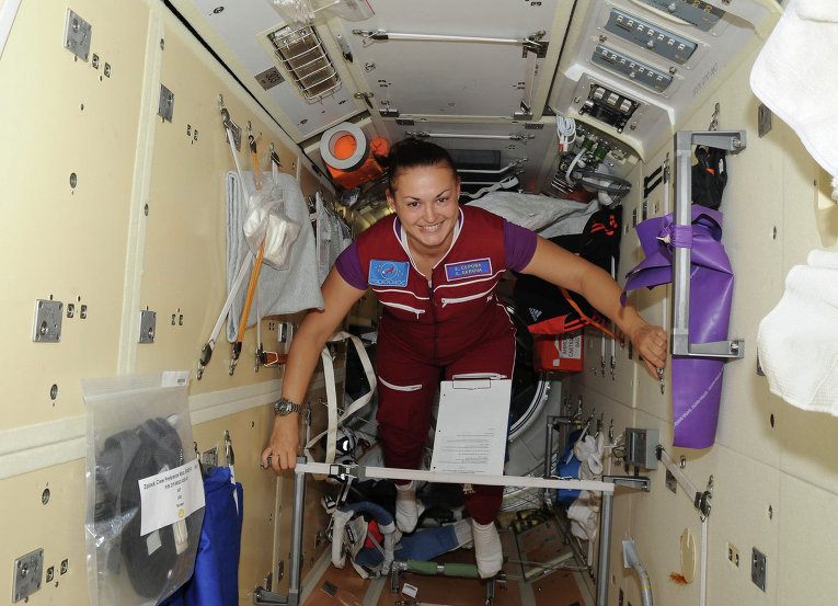 ВНАСА сообщили онеобходимости искусственной гравитации для полетов наМарс