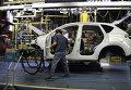 Завод Mazda Motor Corporation