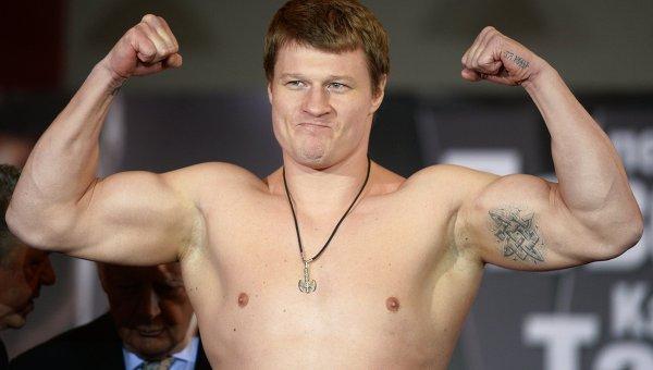 WBC санкционировал бой Поветкина соСтиверном