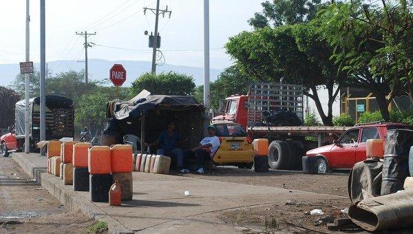 Колумбия иВенесуэла поэтапно открывают границу