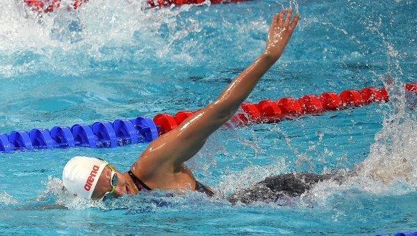Олимпиада-2016: Украинка Виктория Усвышла вполуфинал состязаний погребному слалому