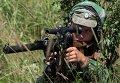 Учения подразделений 5-й общевойсковой армии ВВО