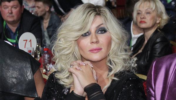 Певица Ирина Билык. Архивное фото