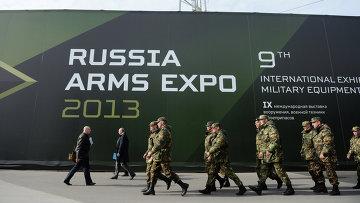Выставка вооружения, военной техники и боеприпасов