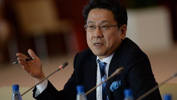 Старший управляющий директор Японского банка международного сотрудничества Маэда Тадаси
