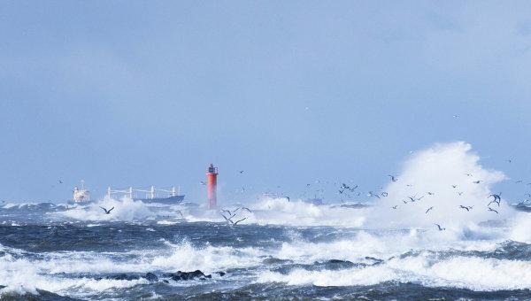 Латвийское побережье. Архивное фото