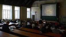 Студенты Бауманского университета. Архивное фото