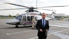 Председатель правительства России Дмитрий Медведев прибыл к МВЦ Крокус Экспо в Красногорске