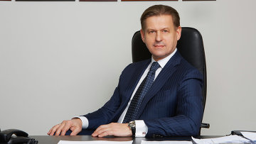 Глава Национальной системы платежных карт Владимир Комлев