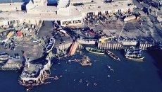 Последствия землетрясения в Чили, 17 сентября 2015