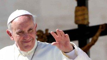 Папа римский. Архивное фото